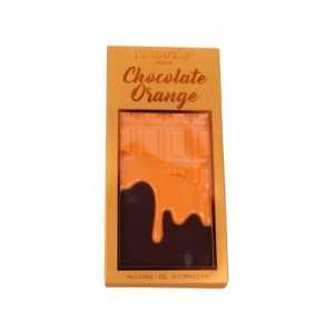 MAKEUP REVOLUTION Paleta cieni Chocolate Orange