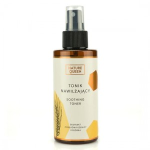 NATURE QUEEN Tonik do twarzy 150ml