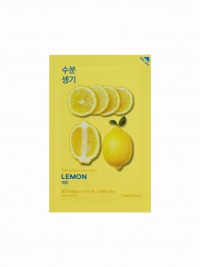 Holika Holika Pure Essence Mask Sheet - Lemon