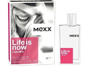 Mexx Life is Now Woda toaletowa W 50ml