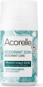 Acorelle Lotus Bergamot Deo Roll-on