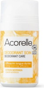 Acorelle Lemon Moringa Deo Roll-on