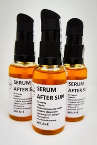 La-Le Serum do twarzy AFTER SUN