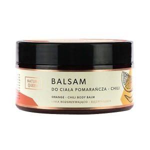 Nature Queen Balsam do ciała Chili-pomarańcza 200ml