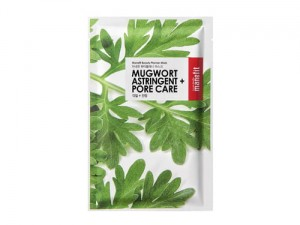 BEAUTY PLANNER MUGWORT ASTRINGENT+PORE CARE MASK