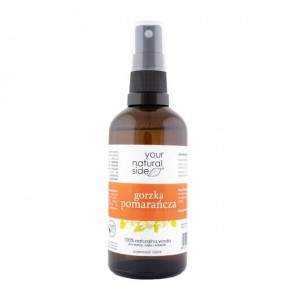Your Natural Side, Hydrolat Gorzka pomarańcza, Spray 100 ml