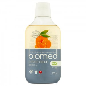 BIOMED CITRUS FRESH PŁYN DO PŁUKANIA UST 500ML