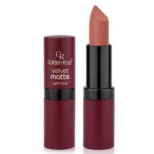 GOLDEN ROSE Pomadka do ust Velvet matte 27 4.2g