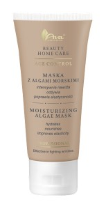 AVA Beauty Home Care maska z algami morskimi 100ml