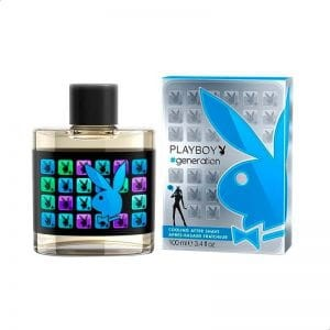 PLAYBOY Woda po goleniu  Generation For Him ASH 100ml