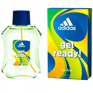 ADIDAS Woda toaletowa Get Ready! EDT 100ml
