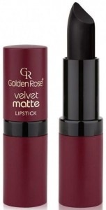 GOLDEN ROSE Pomadka do ust Velvet matte 33 4.2g