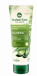 HERBAL CARE Krem do rąk  Odżywczy 100ml