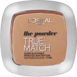 L'Oreal True Match Powder Puder matujący nr W3 - ivoire rose 57 g