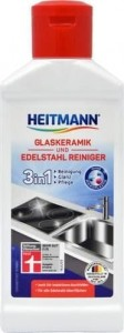 HEITMANN 250ml Glaskeramik mleczko do płyt cer.