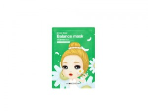 THE ORCHID SKIN FLOWER BALANCE MASK