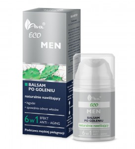 Ava eco men Balsam po goleniu 50 ml