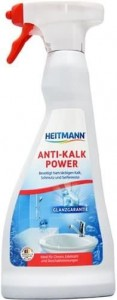 HEITMANN 500ml Anti-Kalk Power spray do Łazienki