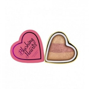 Makeup Revolution I Heart Makeup Peachy Keen Heart