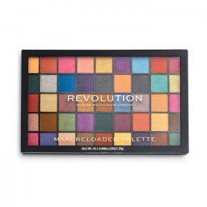 MAKEUP REVOLUTION Paleta 45 cieni do powiek DREAM BIG