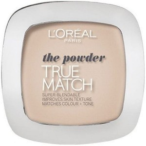 L'Oréal Puder Paris True Match R1/C1 Rose Ivory 9g