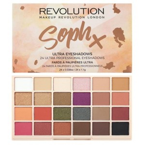 MAKEUP REVOLUTION Soph X Ultra Eyeshadow